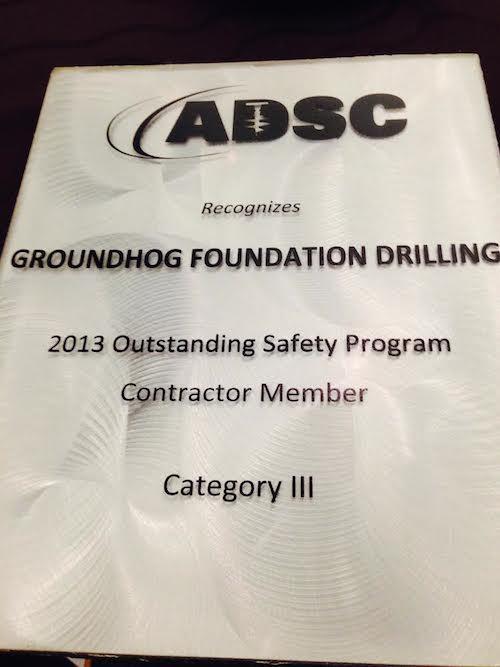 ADSC-award
